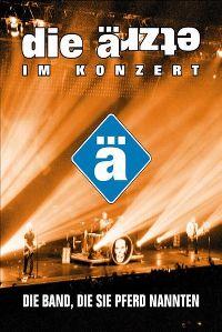 Cover Die Ärzte - Die Band, die sie Pferd nannten [DVD]